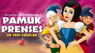 Pamuk Prenses ve Yedi Cüceler - Çizgi Film Masal