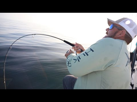 EPIC OFFSHORE FISHING ADVENTURE IN THE GULF! 70FEET!