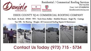 Roofing Contractor Essex County NJ