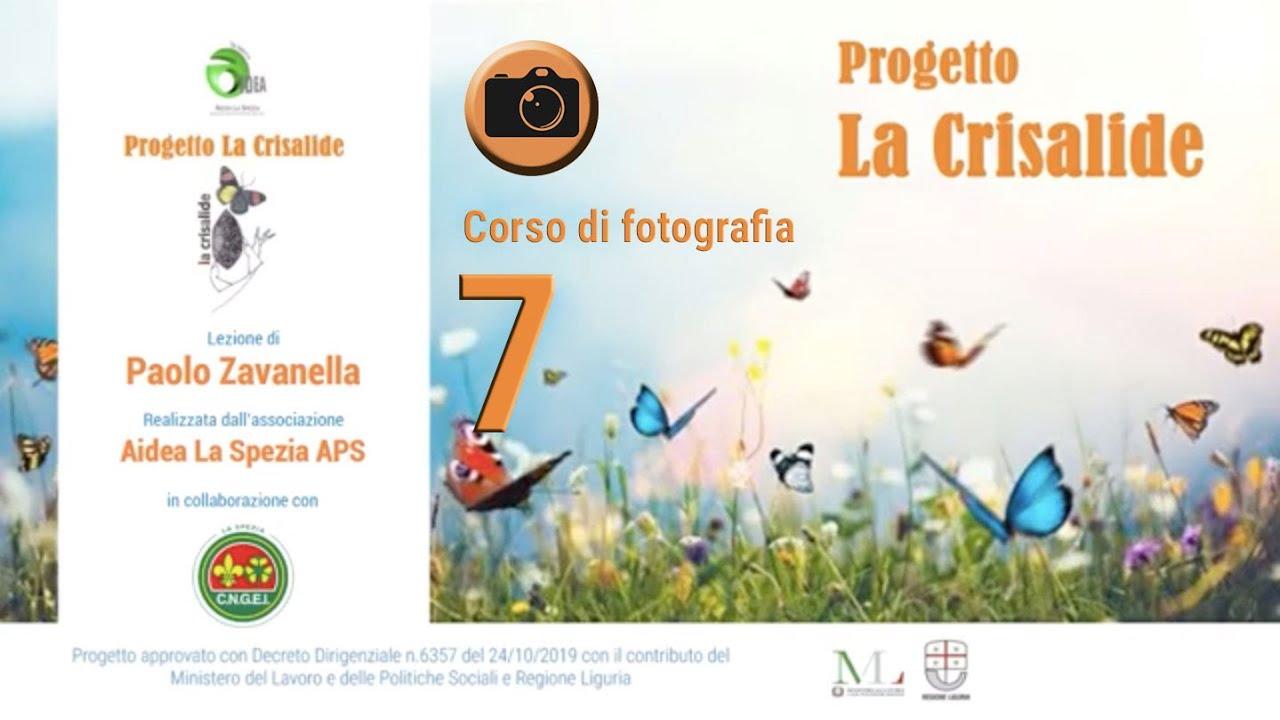 Corso di fotografia - 7 - Paolo Zavanella