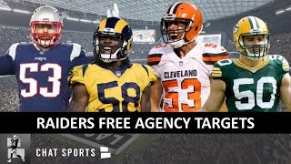 Raiders Free Agent Targets: 6 Linebackers The Las Vegas Raiders Could Sign In 2020 NFL Free Agency