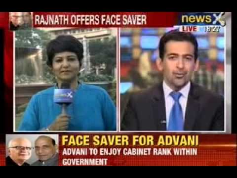 NewsX Exclusive: L K Advani might be offered NDA Chairperson post