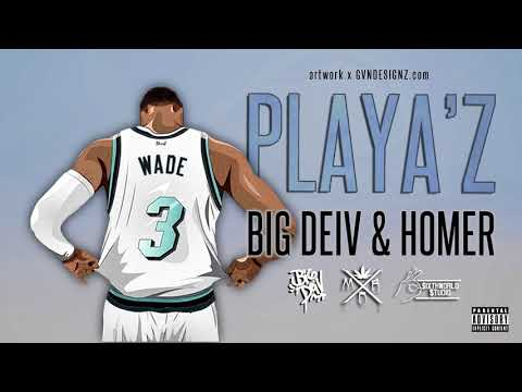BIG DEIV FT HOMER EL MERO MERO  PLAYAZ