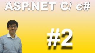 aula 4188 ASP NET   Criando primeiro projeto ASPX CodeBehind Design Split Source