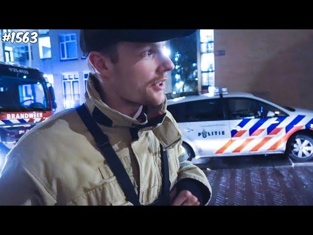 HEFTIGE DAG BIJ DE BRANDWEER! - ENZOKNOL VLOG #1563