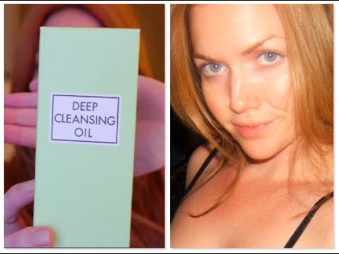 Dhc Deep Cleansing Oil Girl Get Glamorous Review Demo