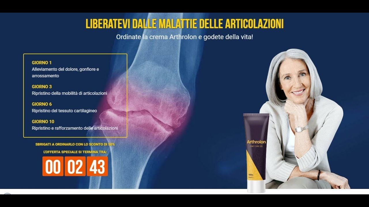 Arthrolon Gel Opinie