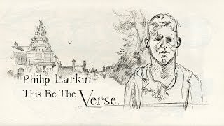 This Be The Verse - Philip Larkin. Read by Sir Tom Courtenay