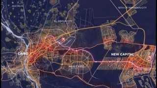 Egypt Unveils Blueprints for New $45 Billion