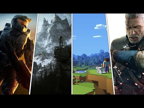 My Personal 10 Favorite Video Games Of All Time