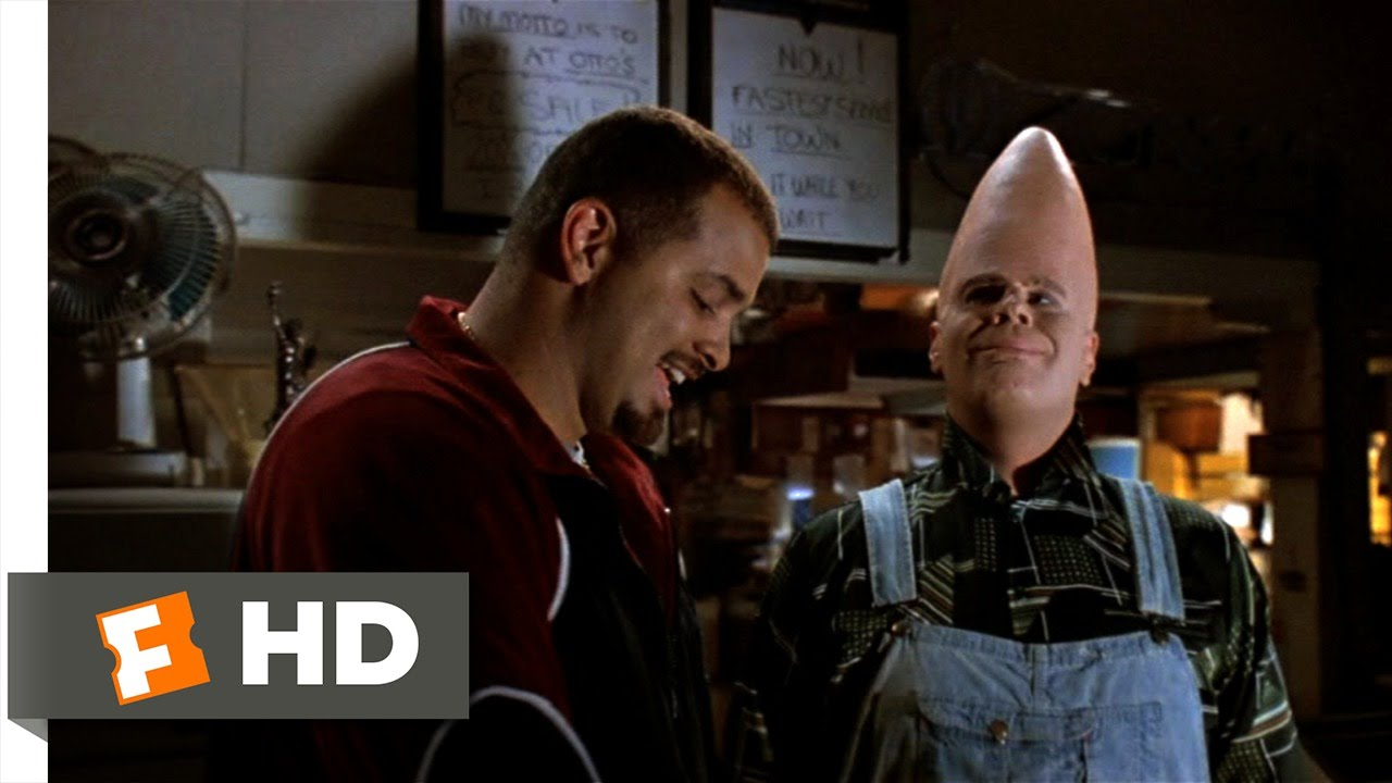 coneheads 210 movie clip illegal aliens 1993 hd