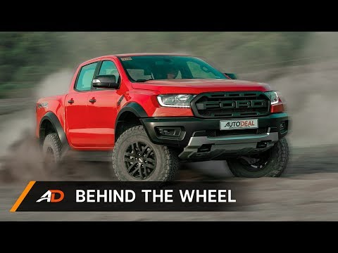 Ford Ranger Raptor Review - Behind the Wheel