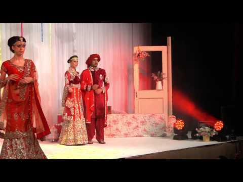 Sharons Couture at Asian Bride Live 2014