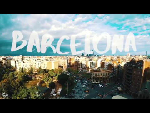 Barcelona Travel Video 2017 // GoPro HERO5 // Karma Grip