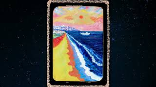 Картина шестая из Камчатского цикла. «Берингово море. Увалы»