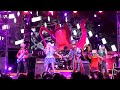 Mad T Party Domino Cover Jessie J at Disney California Adventures 2014 HD