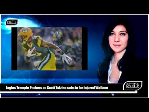 Scott Tolzien subs in for injured Wallace but Packers lost