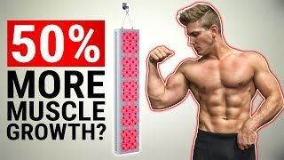 5 Reasons Why Red Light Therapy Can Help Your Gains! | FASTER MUSCLE GROWTH & RECOVERY?