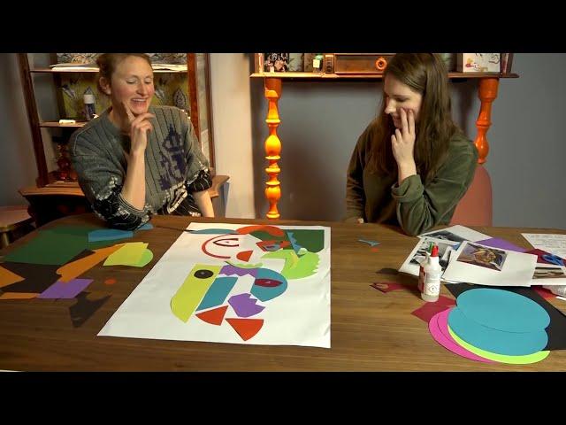 #DONSTHUIS: Kunst maken zoals Pablo Picasso