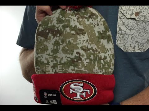 a5998a48 ... norway 49ers 2015 salute to service knit beanie hat by new era 5bb1f  acec1