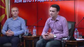 Нелоски: ВМРО-ДПМНЕ и владата отворија два нови универзитетa, читални и библиотеки