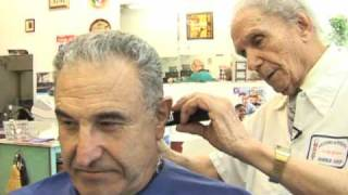 99-Year-Old Listed as World's Oldest Barber