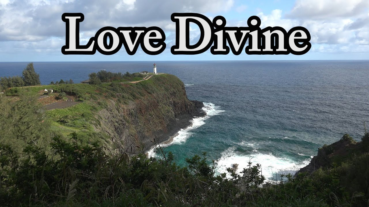 love divine all loves excelling church hymn