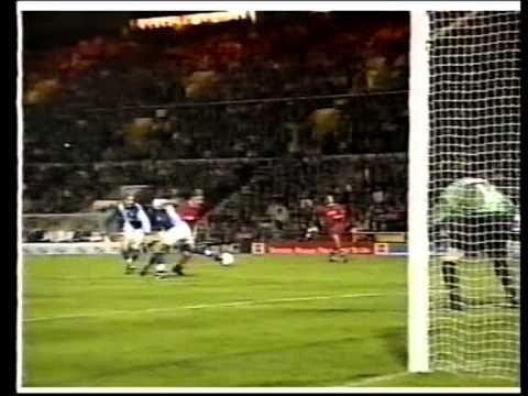 1995-09-20 Swindon Town vs Blackburn Rovers