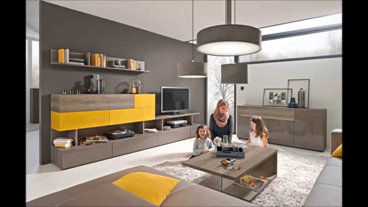 meuble moderne meuble tv meuble buffet meuble laqu et moderne youtube. Black Bedroom Furniture Sets. Home Design Ideas