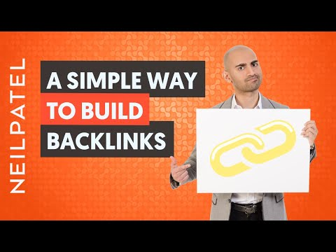 A Simple Way to Build More Links