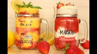 Десерт ТРАЙФЛ✧Клубничный  Лимонный Трайфл✧Strawberry  Lemon Trifle✧ÇilekliLimonlu Trifle Tarifi