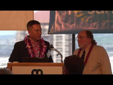 Governor Neil Abercrombie Talk Story with the Chamber of Commerce of Hawaii
