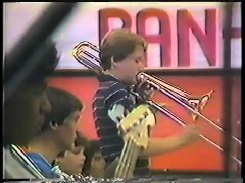 1985 Martin Murphy Middle School Jazz Band