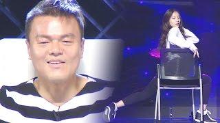 '연습생 출신' 김소희, 박진영 취향저격 댄스! 'Fallen' 《KPOP STAR 6》 K팝스타6 EP02
