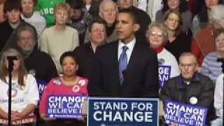 Barack Obama: Our Moment Is Now, full speech