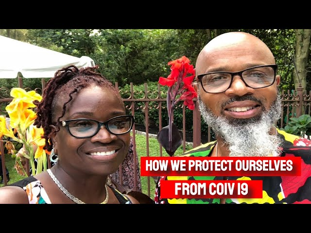 How We Protect Ourselves From COIV 19