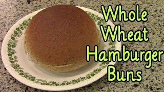 Whole Wheat Hamburger & Hot Dog Buns