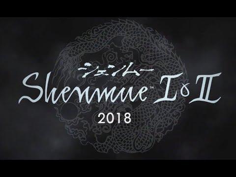 Переиздания Shenmue 1 и Shenmue 2 выйдут на Xbox One в этом году