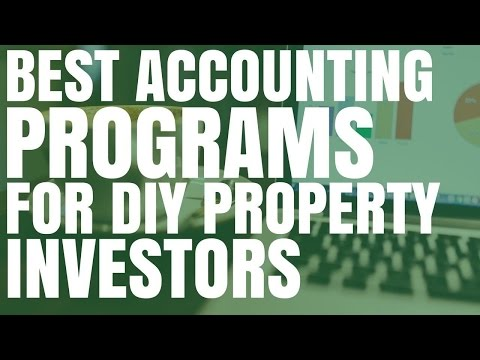 Best Accounting Programs For The DIY Property Investor