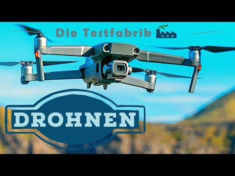 🛸 Drohnen Test (2020) – 🏆 Die Besten Quadrocopter Mit Kamera