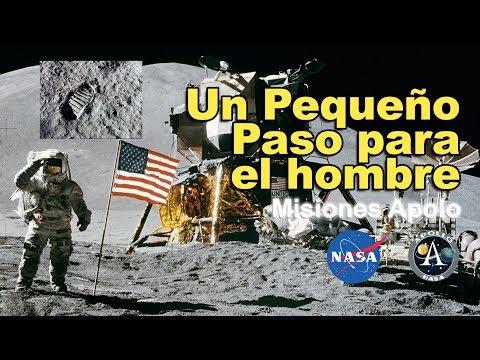 Un pequeño paso para el hombre - Misiones Apolo - Luis Bravo
