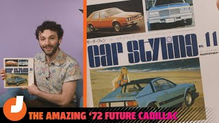 homepage tile video photo for This 1970s Cadillac Concept Made Me Furious | Auto Archives | Jalopnik