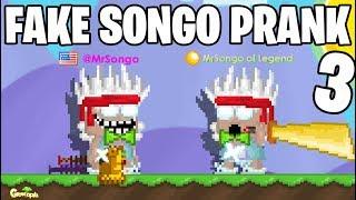 FAKE NOOB PRANK 3!! (GONE WRONG) | GrowTopia