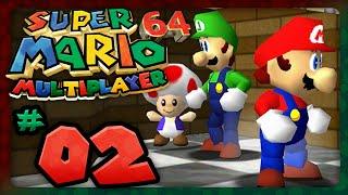 Super Mario 64: Multiplayer - Part 2: Luigi