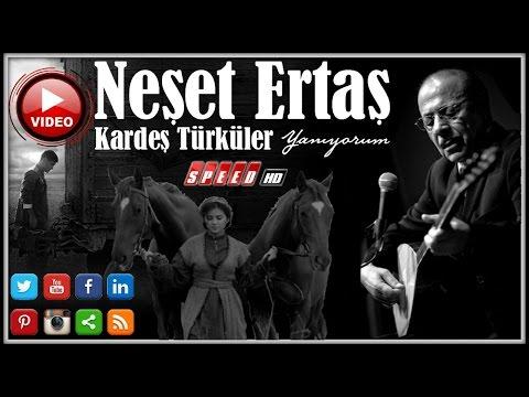 Neşet Ertaş + Kardeş Türküler - Yanıyorum Video HD 2015