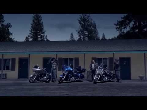 Discover More With the 2017 Touring Lineup | Harley-Davidson