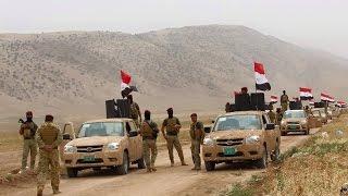 أخبار عربية: القوات العراقية تعمق توغلها في الموصل رغم تعرضها لهجمات