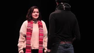 AMDA Graduation Drama Showcase - Misplaced (Daphne Charrois / Josh Hungerbeeler)