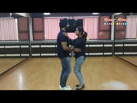 Couple Dance Performance On Punjabi Songs | Choreography By Step2Step Dance Studio | Easy Steps