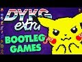 Bootleg Games - Did You Know Gaming? extra Feat. Red Bard